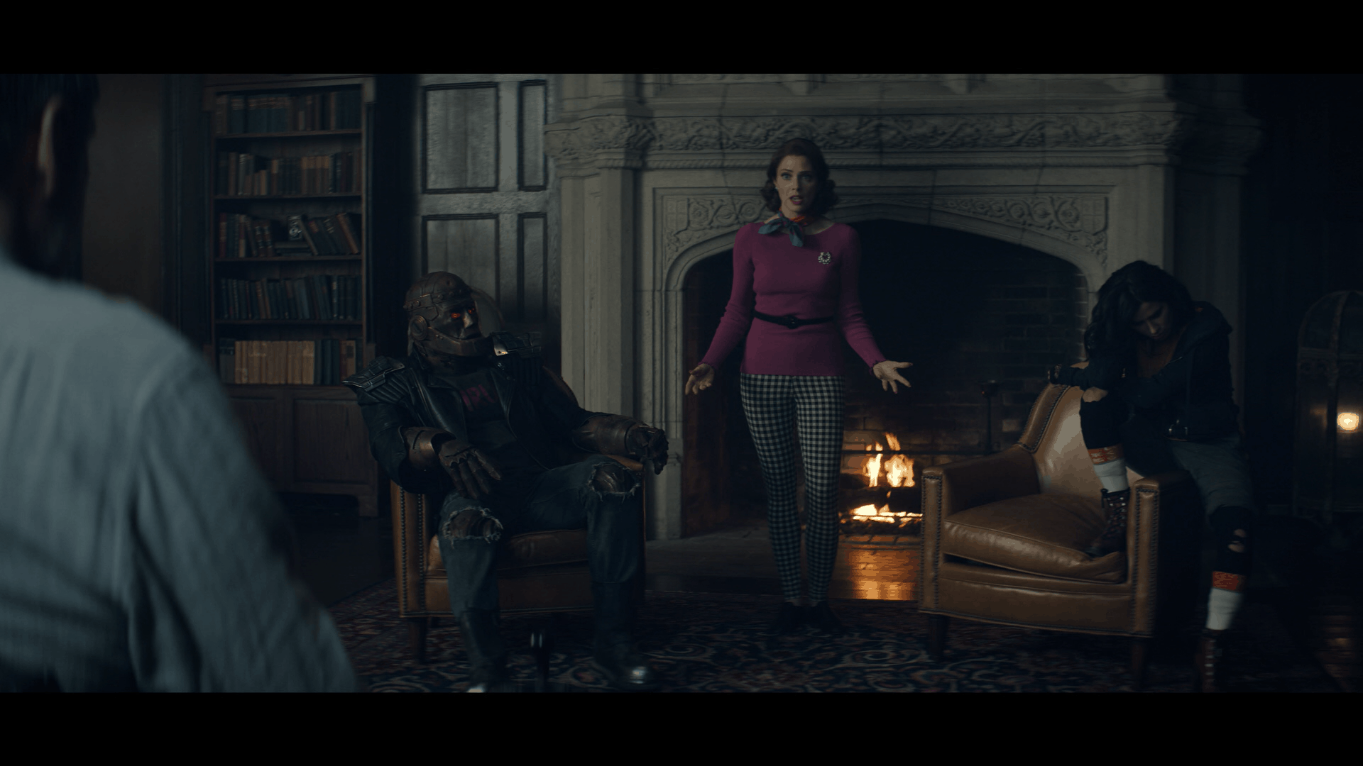 Doom Patrol: The Complete Second Season (2020) [Spoiler Filled Blu-ray Review] 10