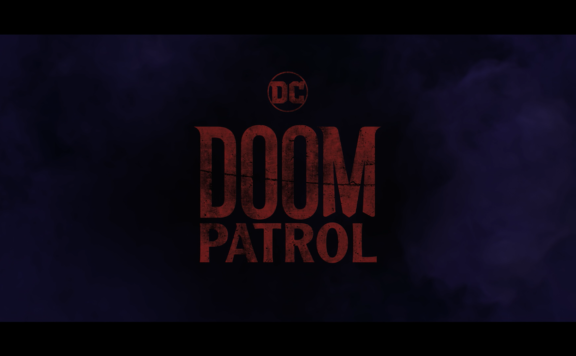 Doom Patrol Season 2 logo