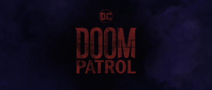 Doom Patrol Season 2 logo