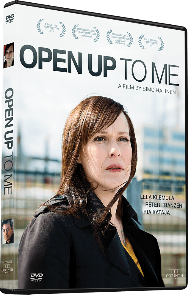 open up to me dvd