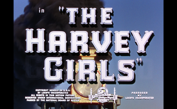 the harvey girls title