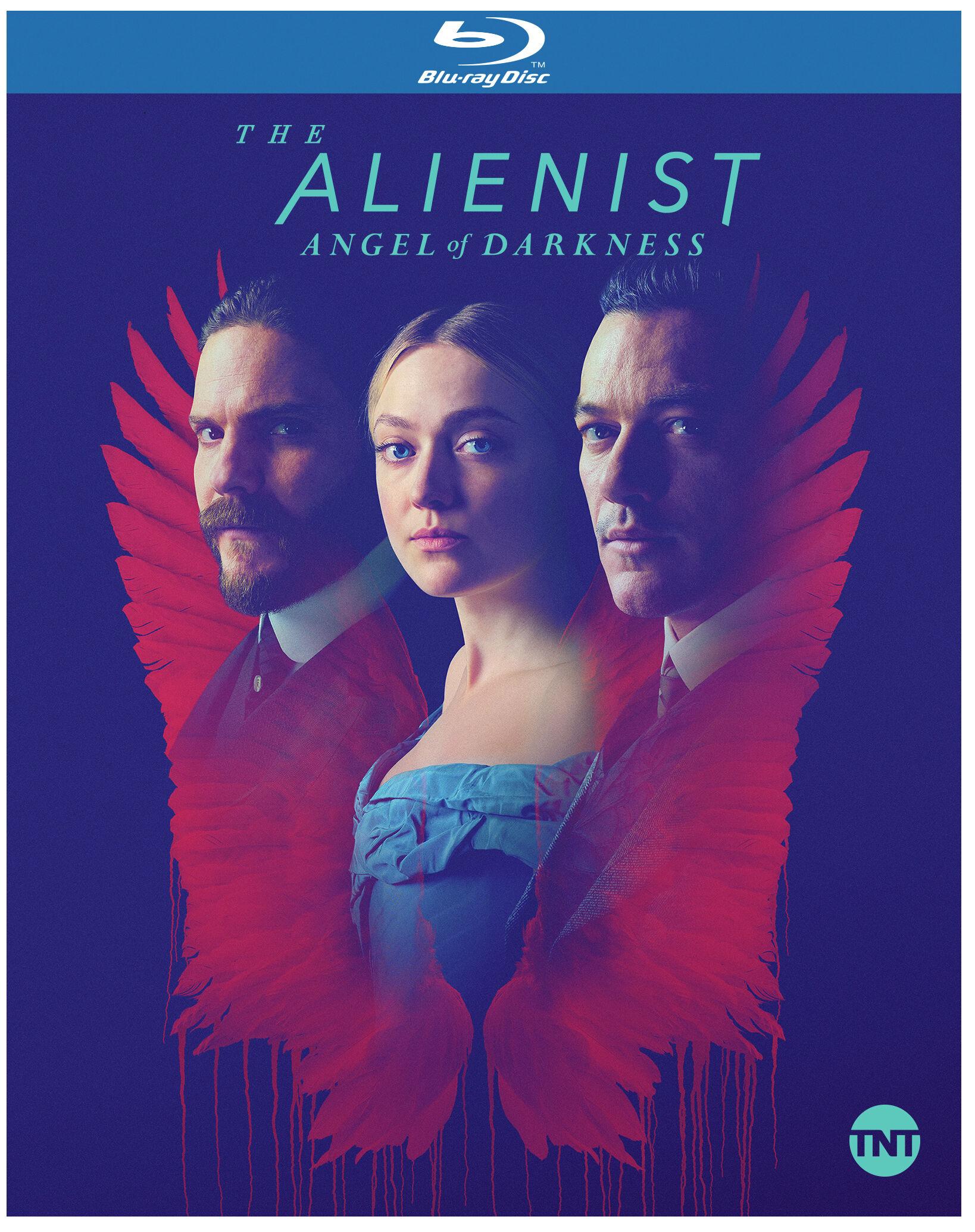 The Alienist Angel of Darkness Blu-ray 2021 dvd
