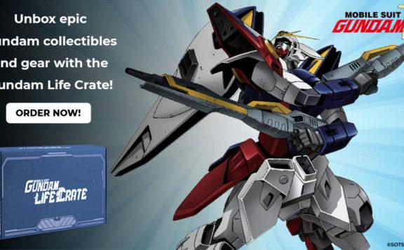 Gundam Loot Crate