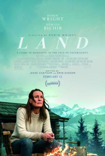 Land movie poster Thomas Jane movie news
