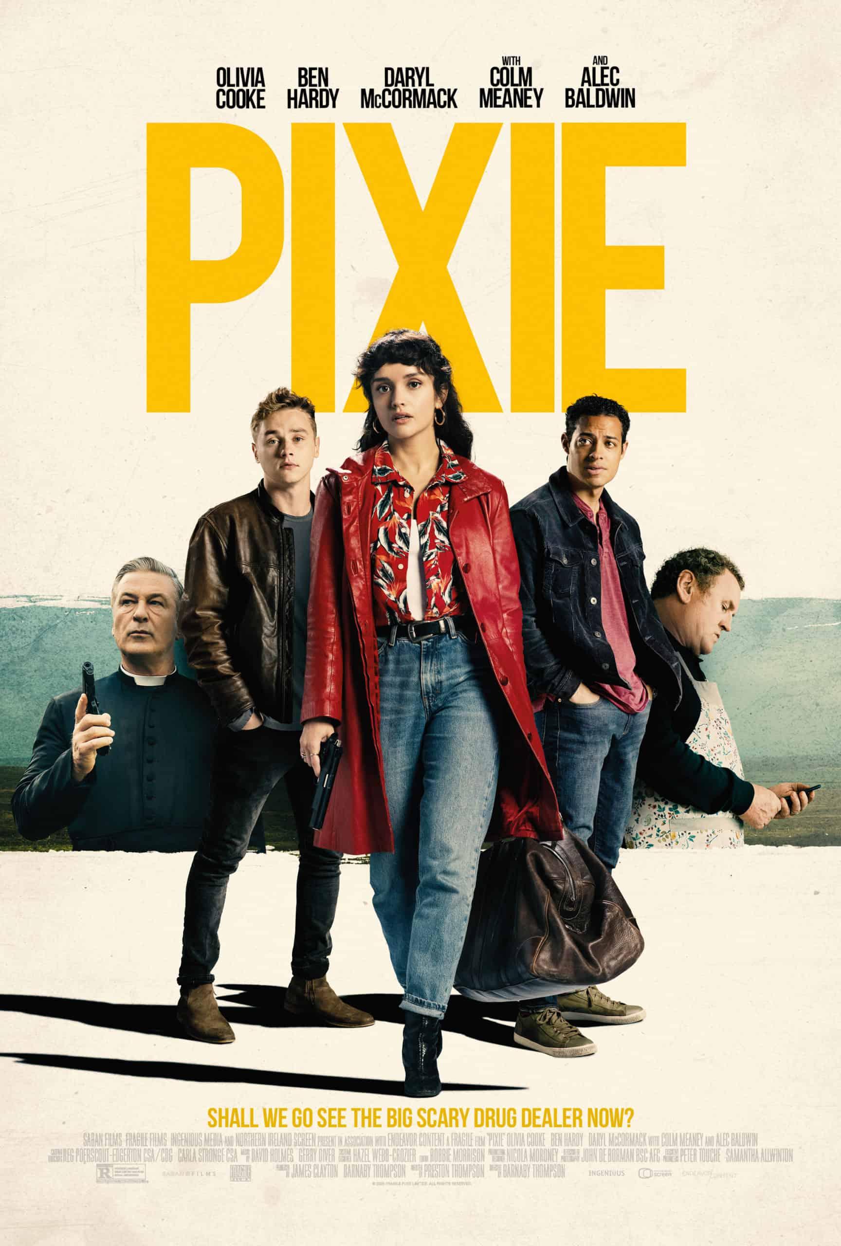 Sunday News: Caleb's Crossing, Pixie 2