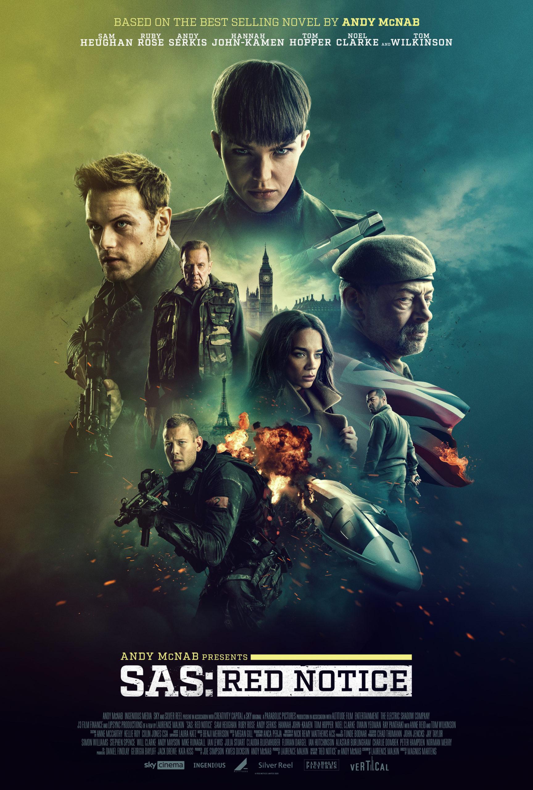 News: John Wayne, Abbie Cornish, Level 33, All at Sea, Shiva Baby, more! 5