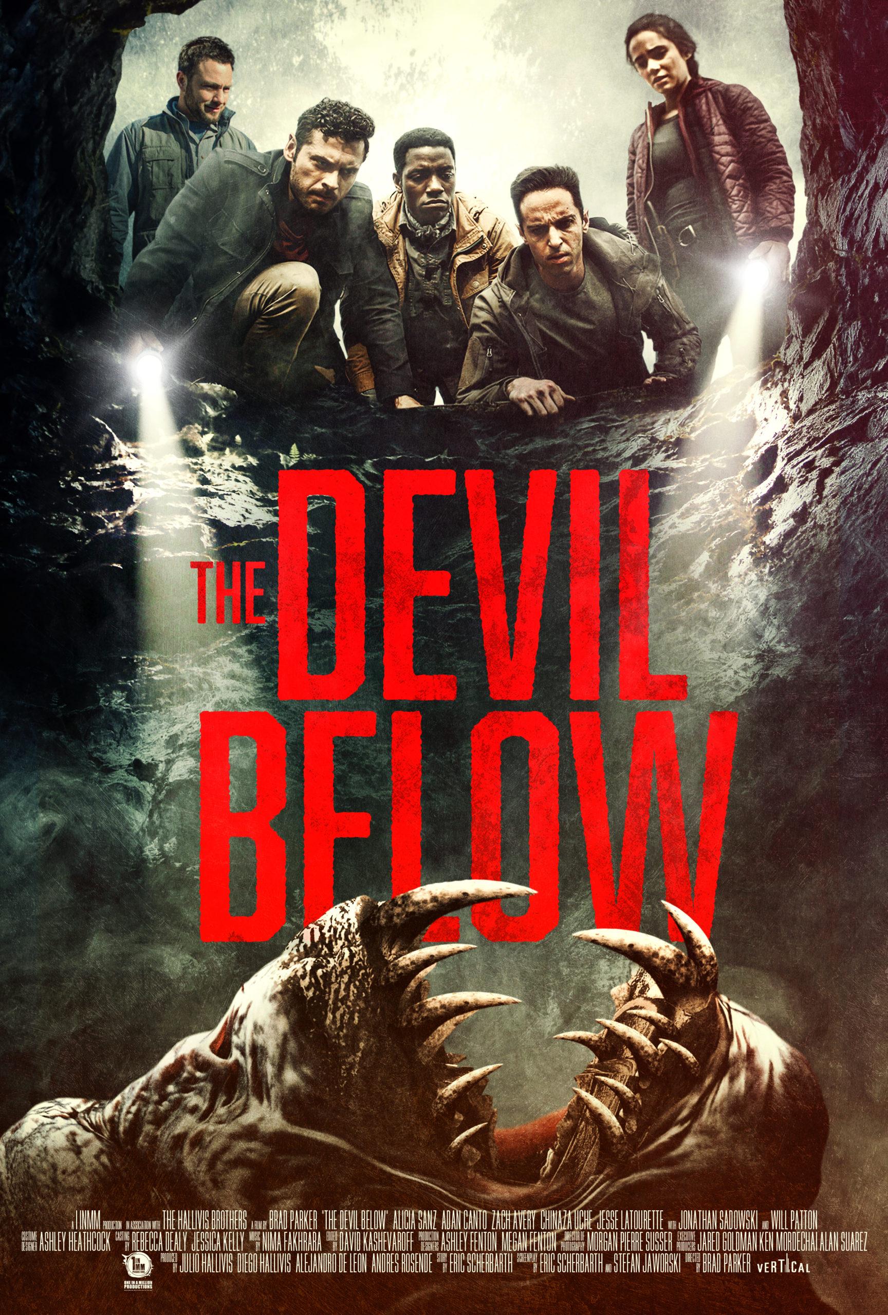 The Devil Below poster AARP