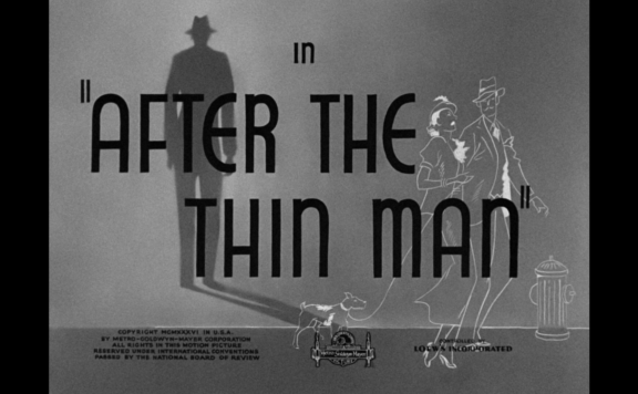 after the thin man title