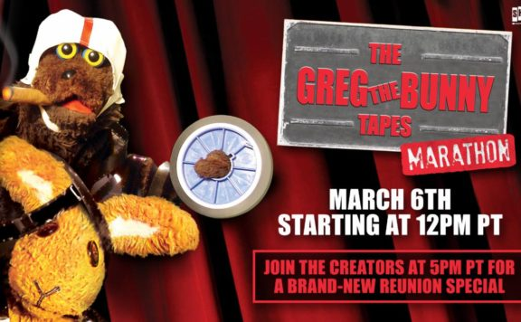 greg the bunny marathon loot crate