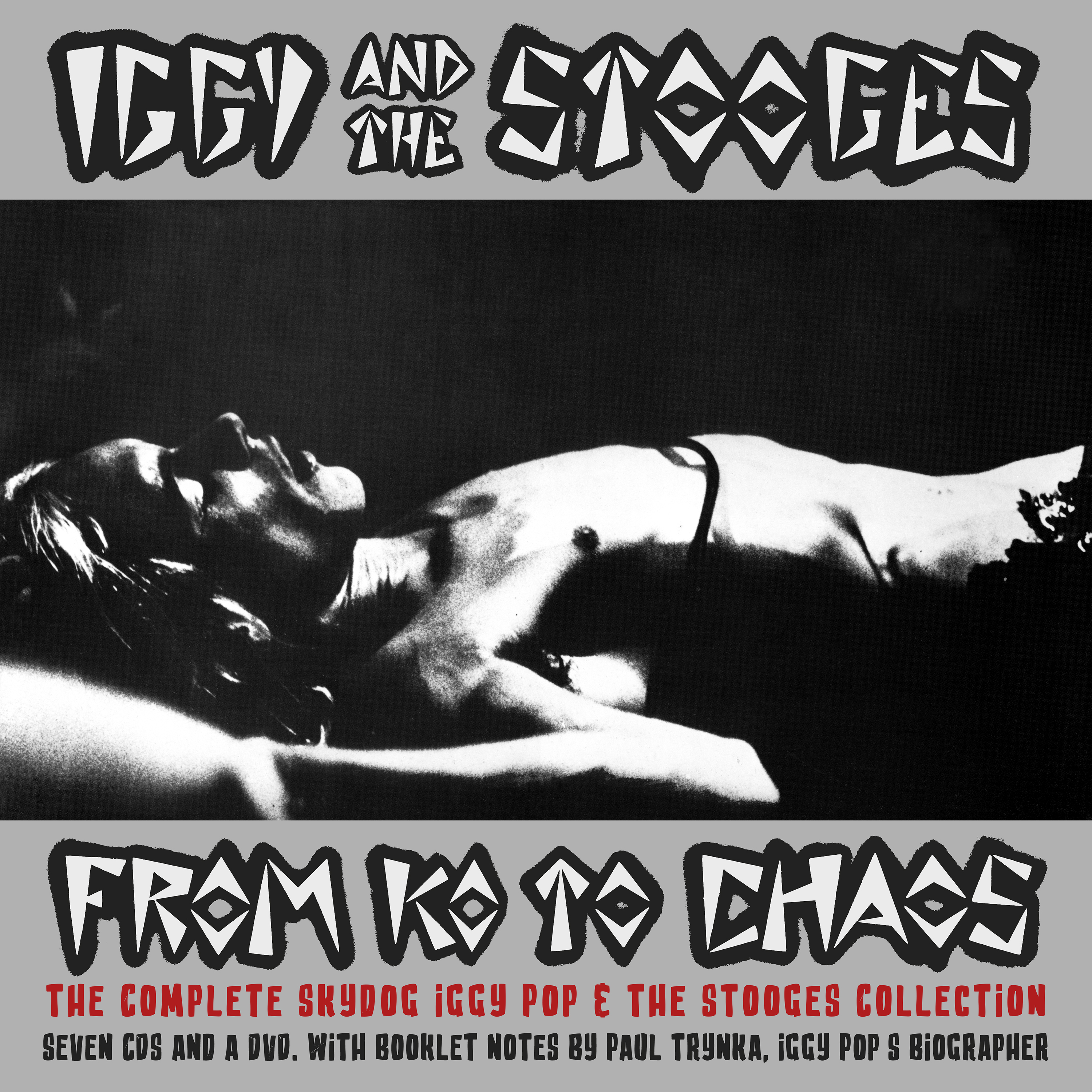 iggy and the stooges from ko to chaos february 2021 dvd