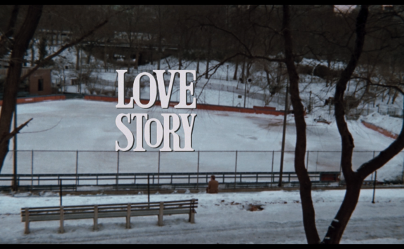 love story paramount presents blu-ray title