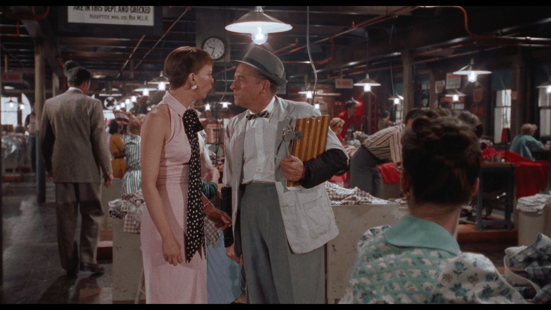 The Pajama Game (1957) dominates profitable relationships [Warner Archive Blu-ray review] 2