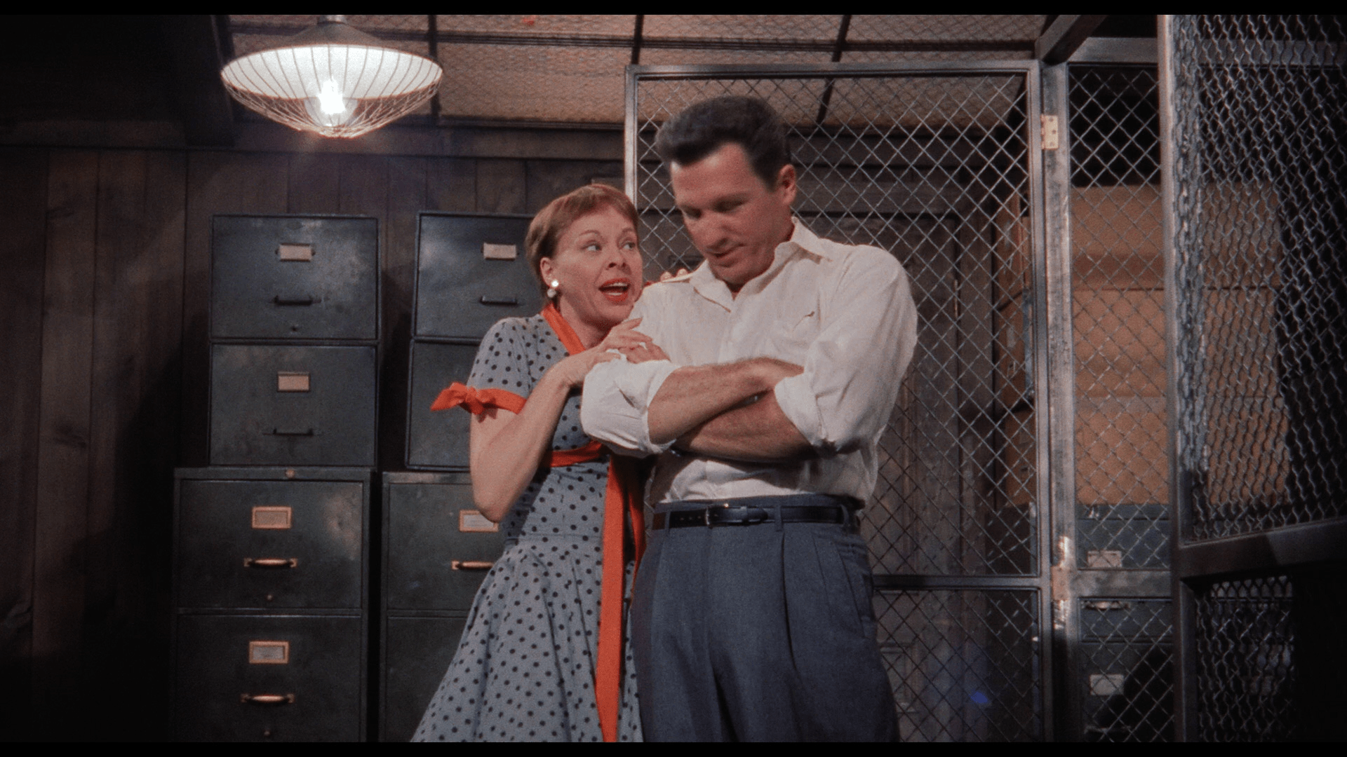 The Pajama Game (1957) dominates profitable relationships [Warner Archive Blu-ray review] 15