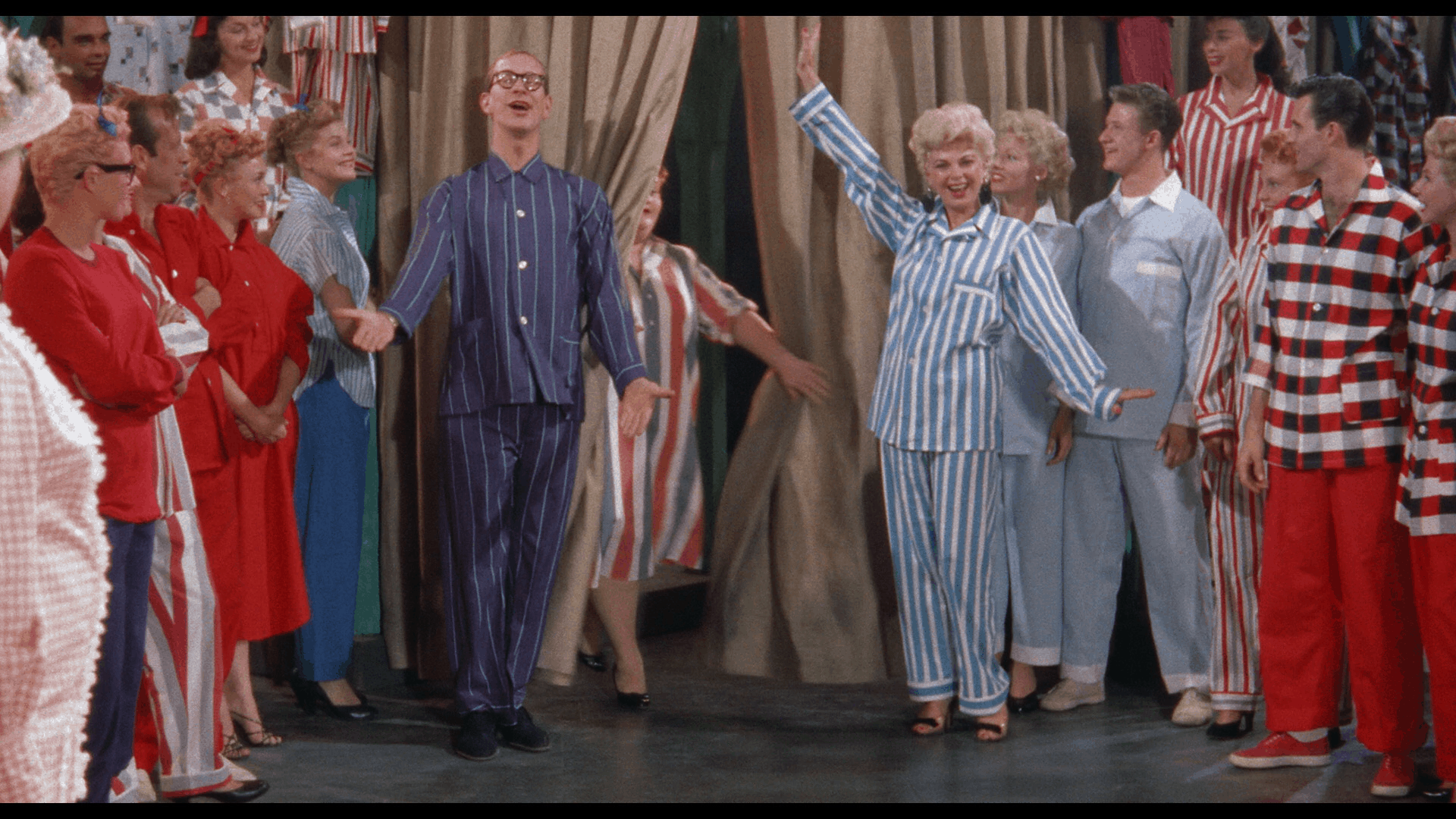 The Pajama Game (1957) dominates profitable relationships [Warner Archive Blu-ray review] 19