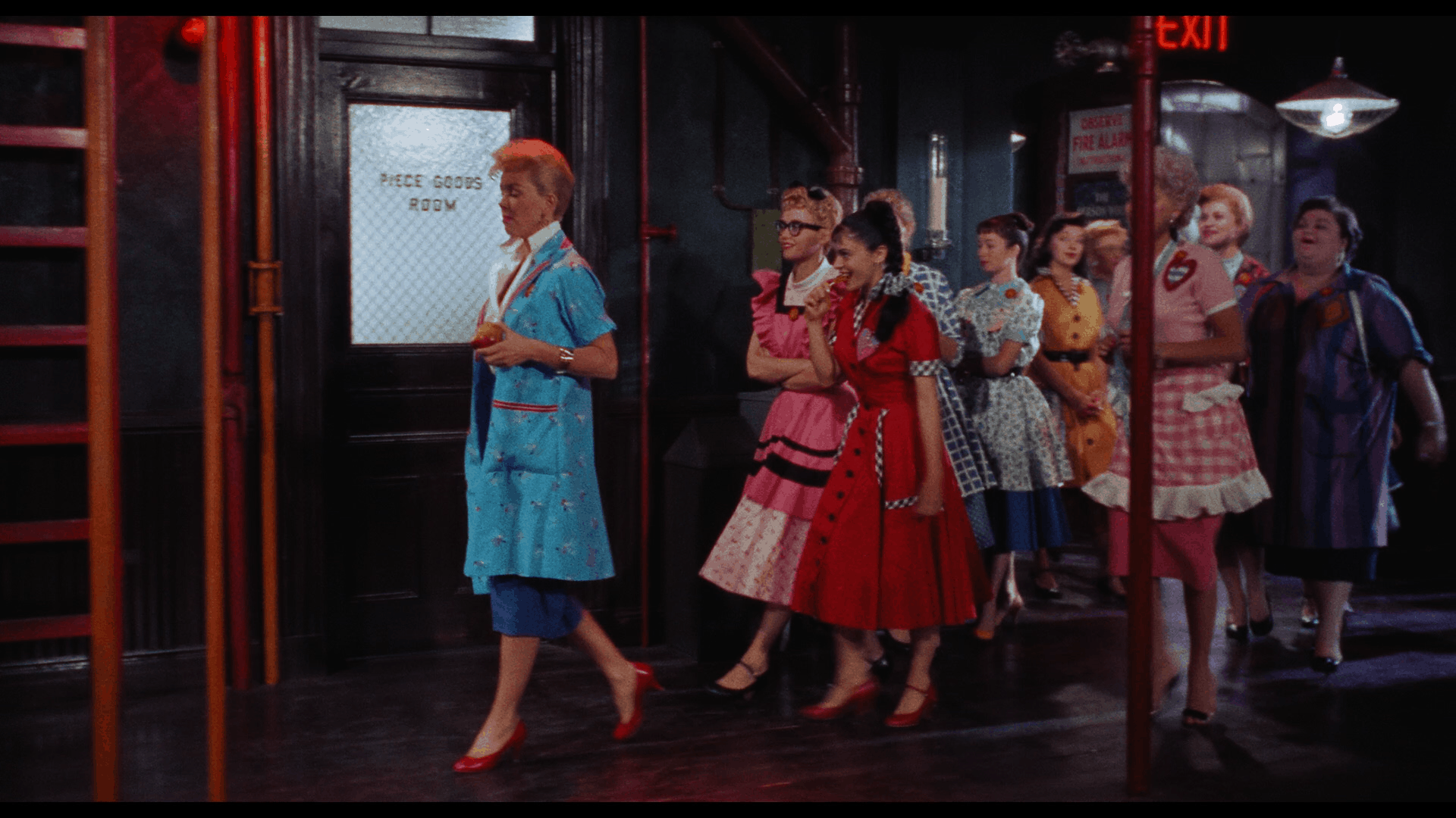 The Pajama Game (1957) dominates profitable relationships [Warner Archive Blu-ray review] 13