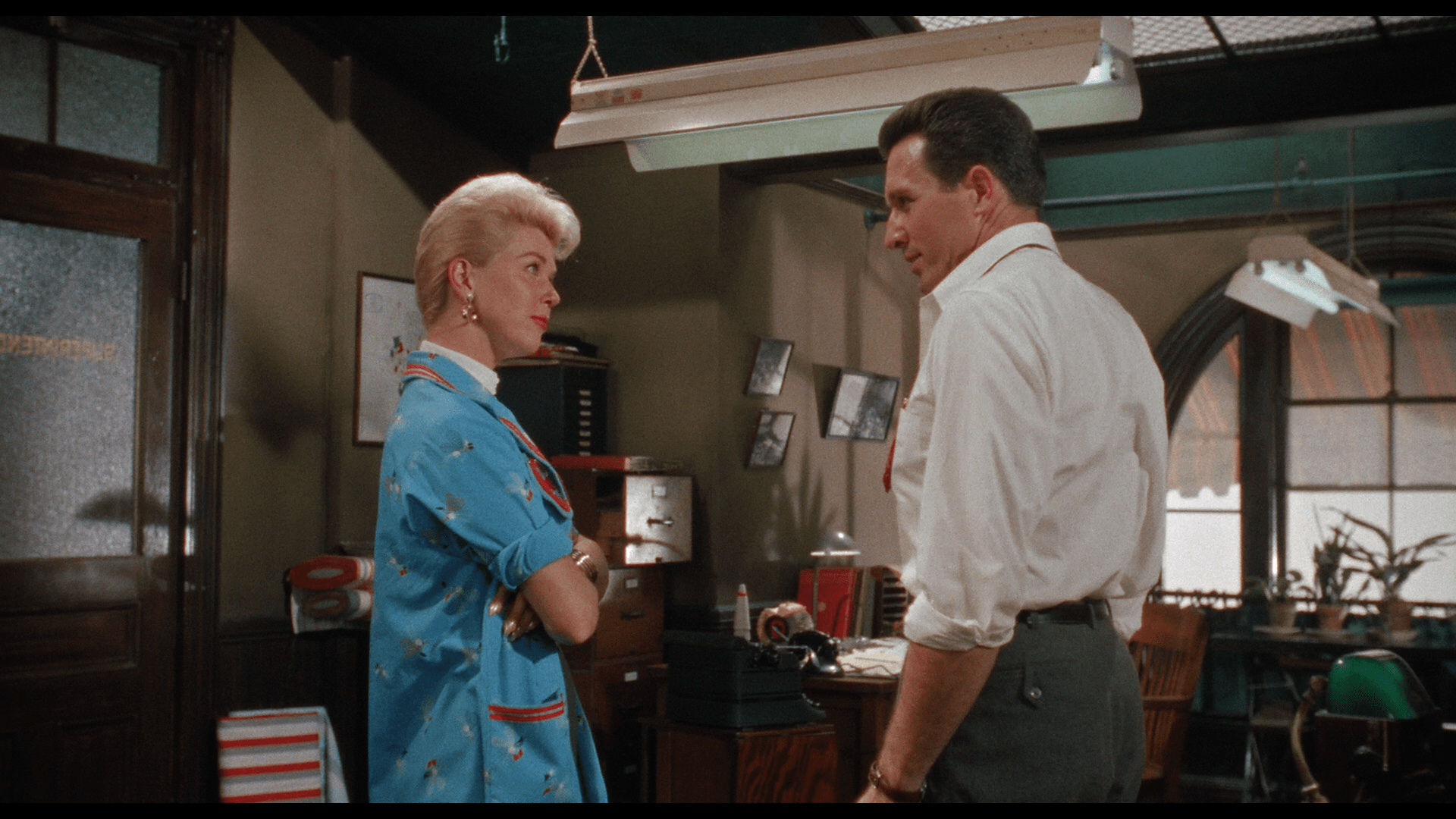 The Pajama Game (1957) dominates profitable relationships [Warner Archive Blu-ray review] 8
