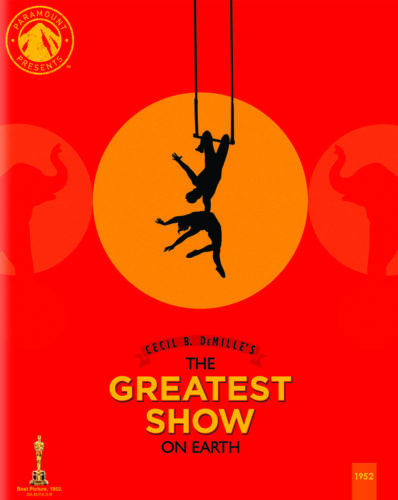 the greatest show on earth best picture blu-ray paramount presents