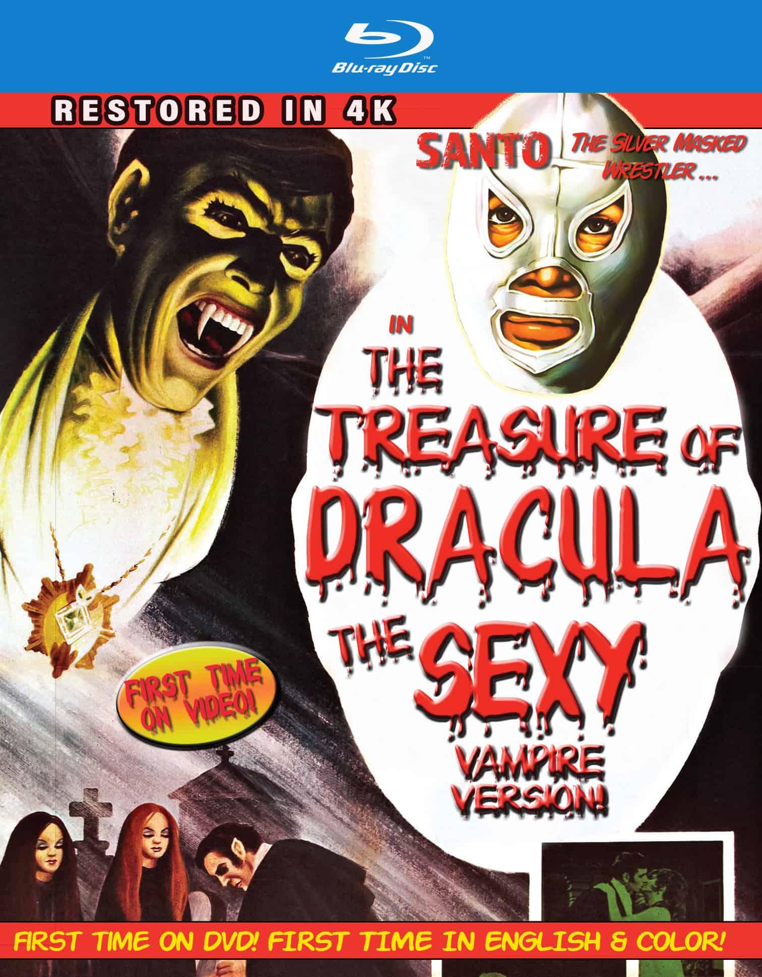 treasure of dracula sexy february 2021 blu-ray