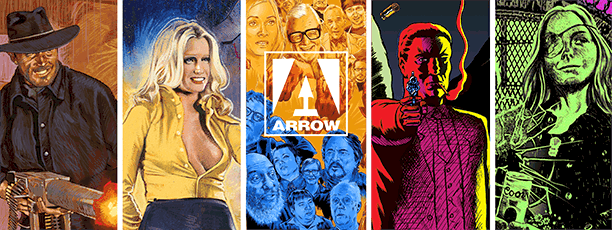 Arrow, The Power, Loot Fright Crate, Sasquatch, Barb and Star [2021 News] 2