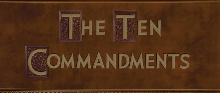 Ten Commandments 4K UHD LOGO