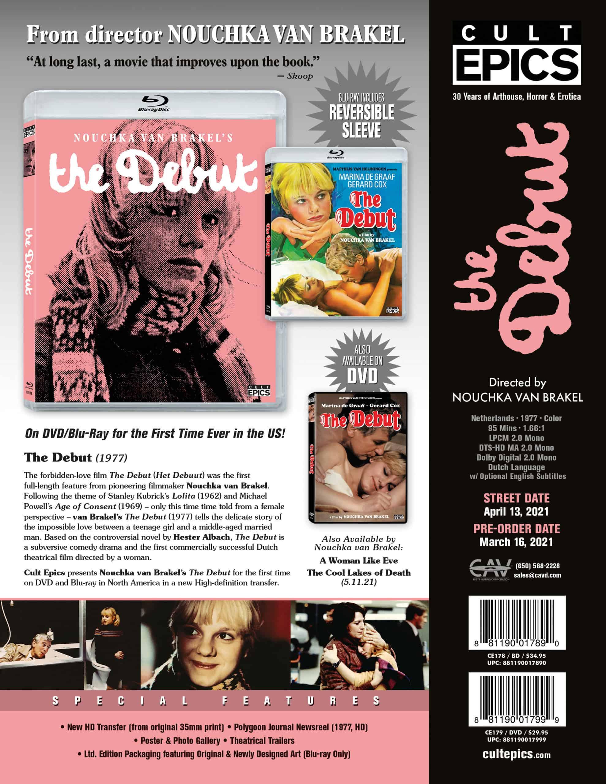 Thursday News: Saturn Awards, Olympia, Paramount, Cult Epics 10