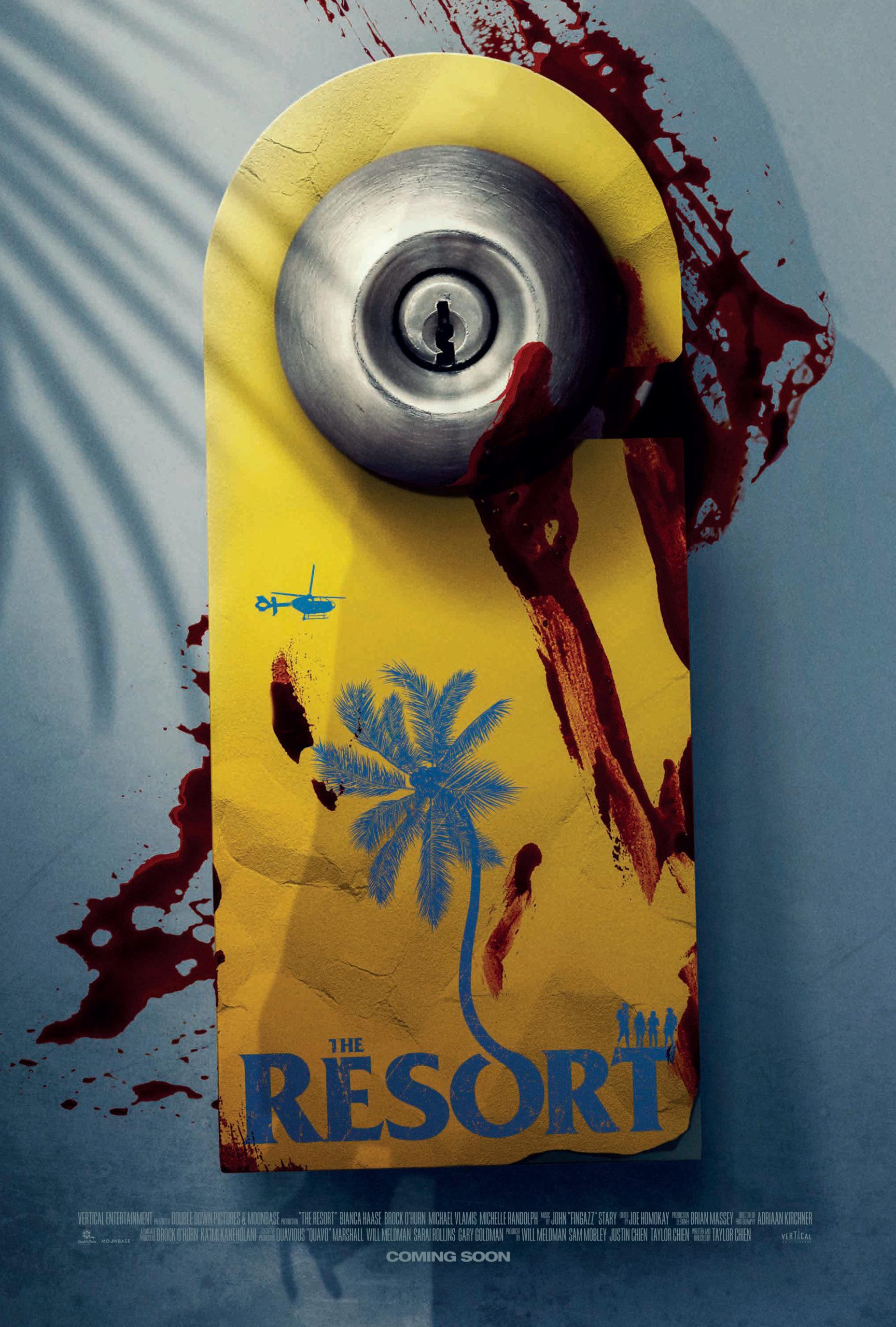 the resort arrow movie