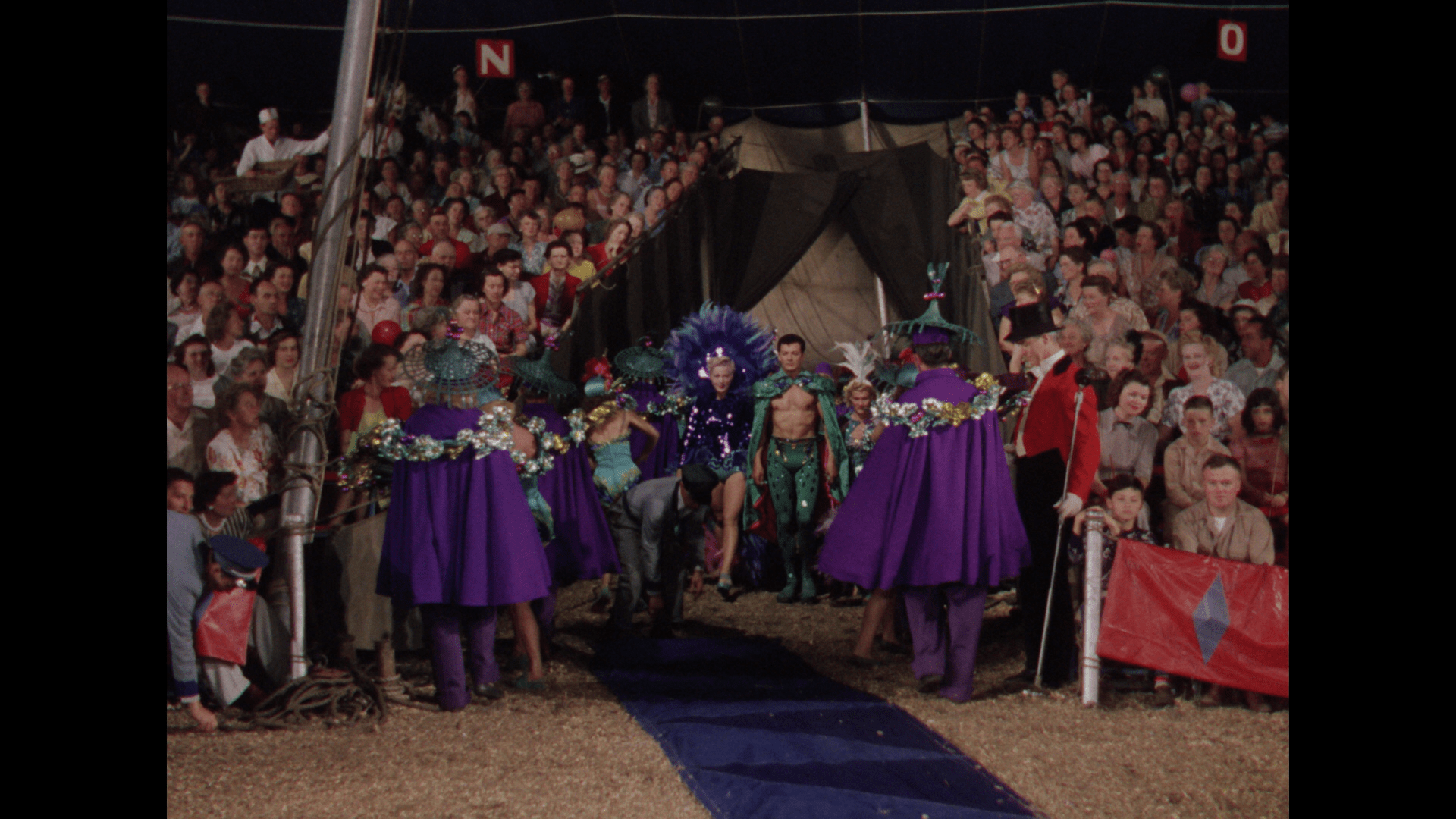 The Greatest Show on Earth (1952) [Paramount Presents Blu-ray review] 8