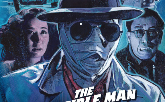 invisible man japanese arrow march 2021