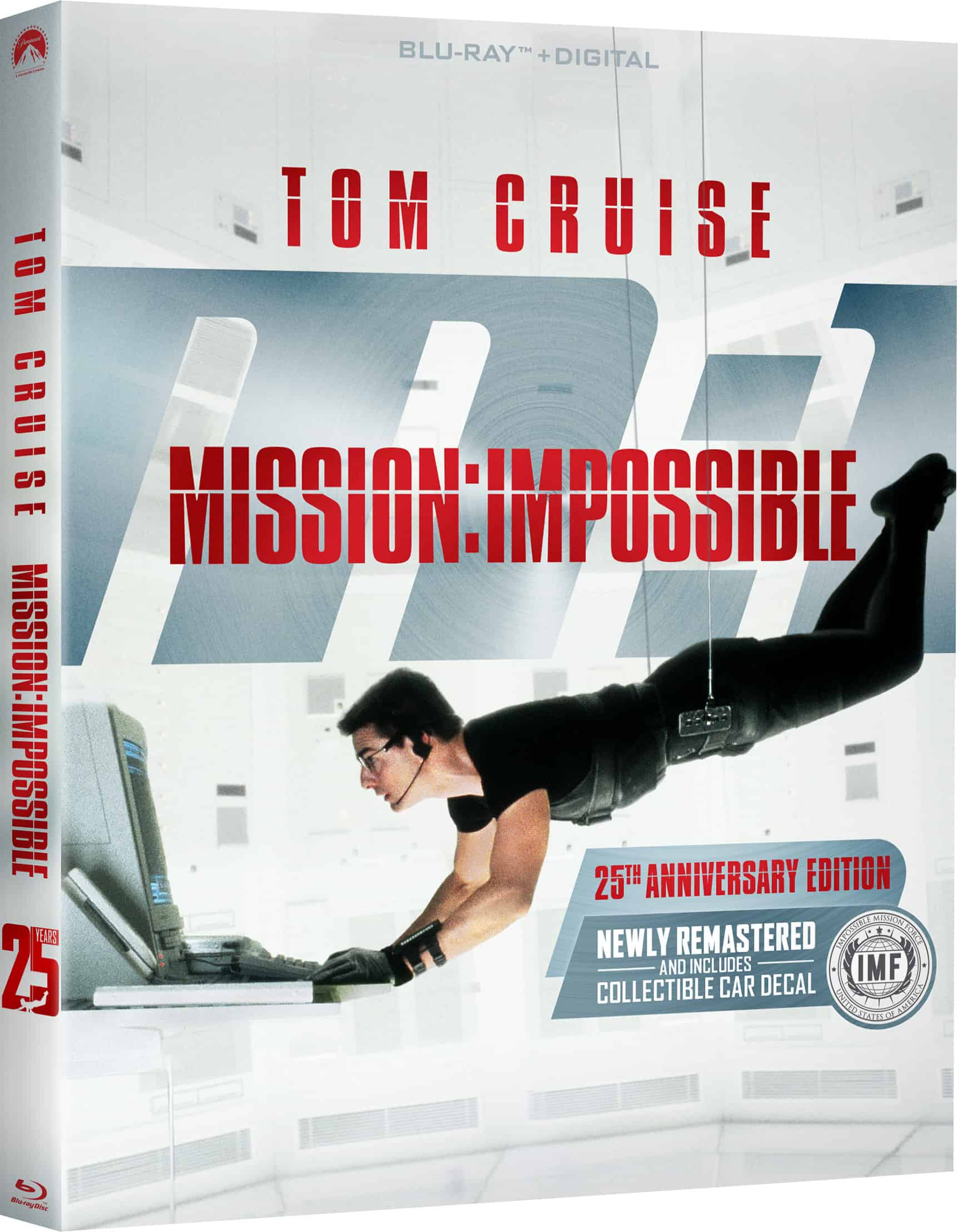 mission: impossible blu ray 25