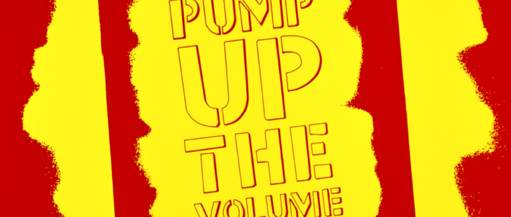 pump up the volume title