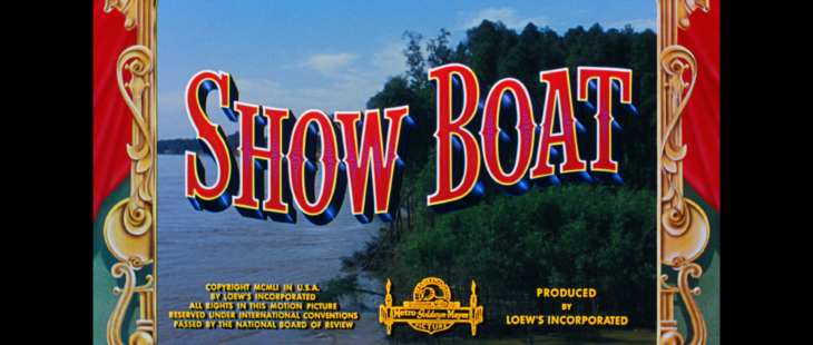 show boat 1951 title