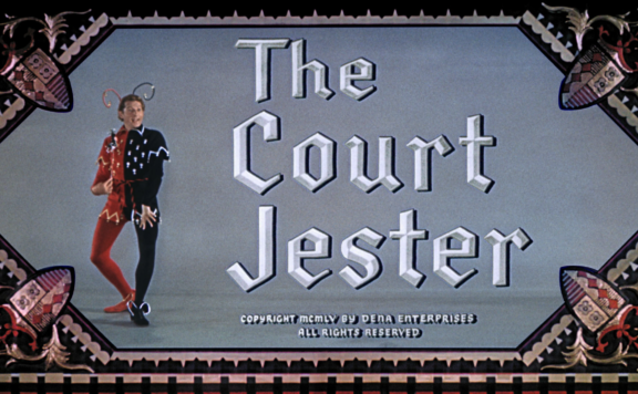 the court jester title