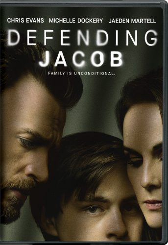 Defending Jacob Paramount DVD Apple TV Plus