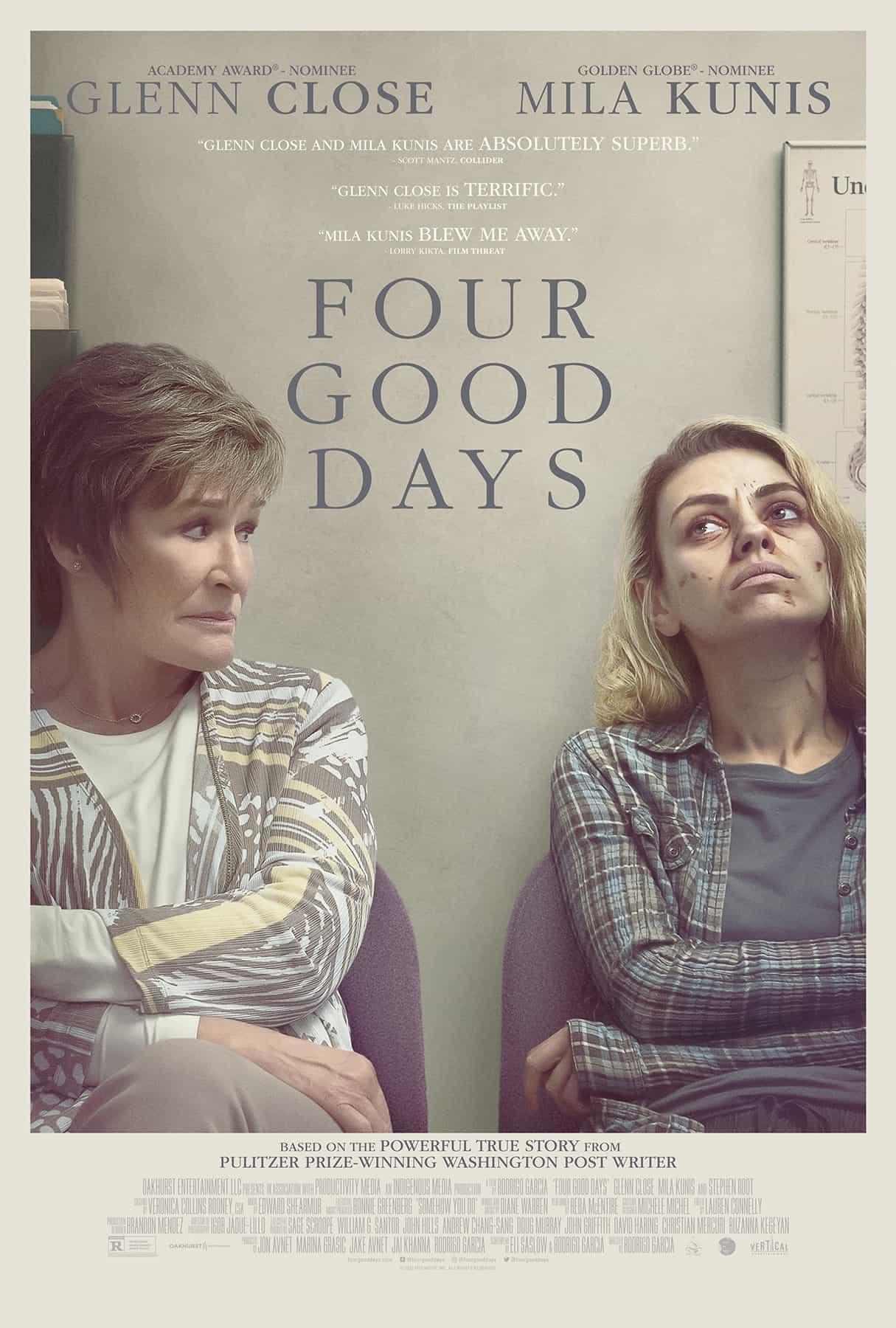 Jon Hamm Podcasts, Lesbian Slasher Movies, Four Good Days [4/2021 Movie News] 8