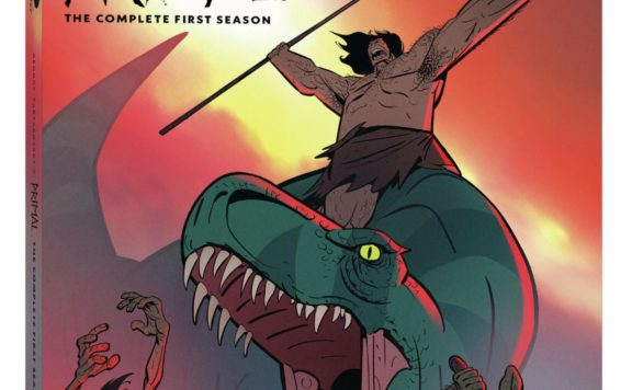 Primal Season 1 Blu-ray
