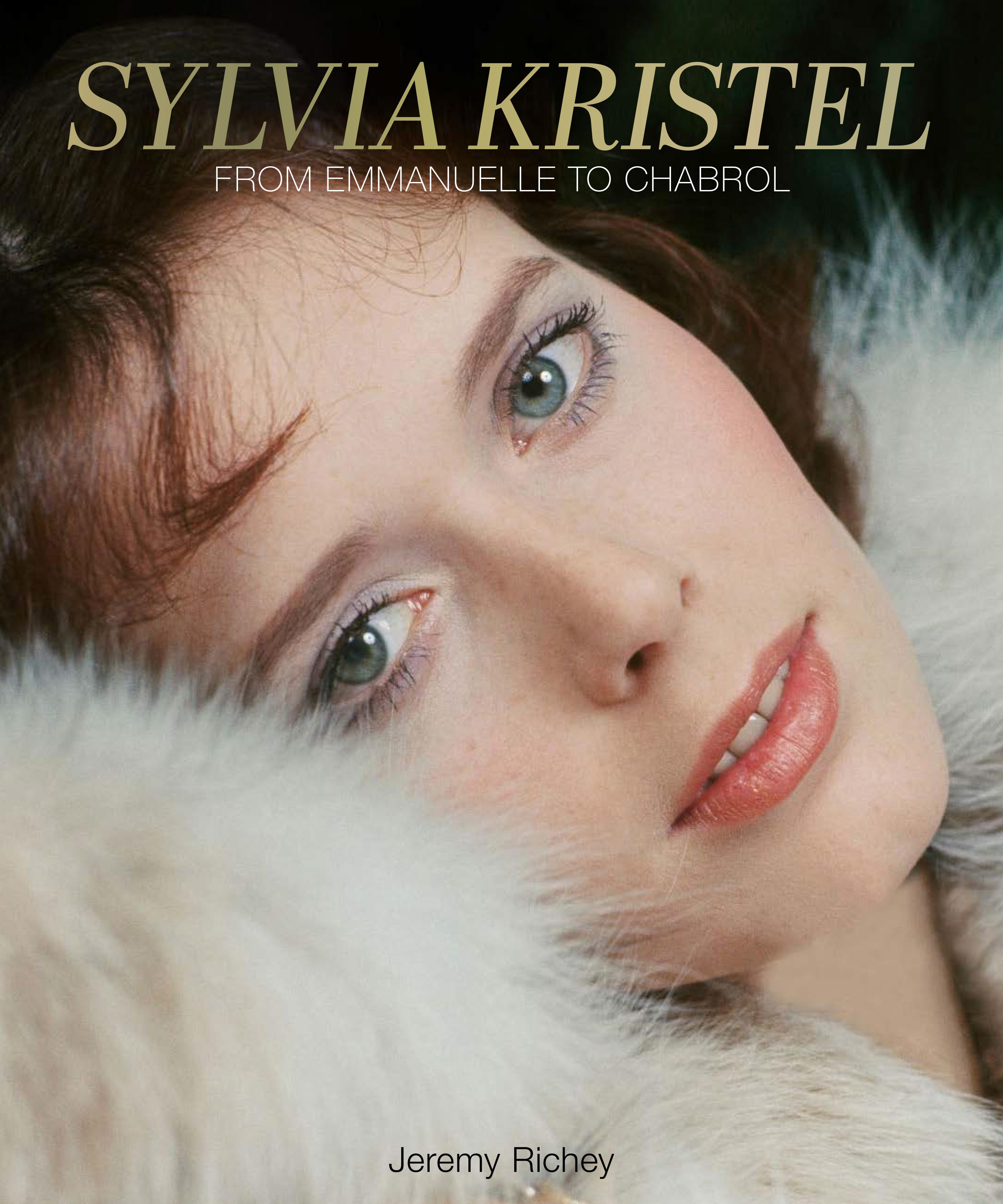 Sylvia Kristel Cult Epics book Paramount