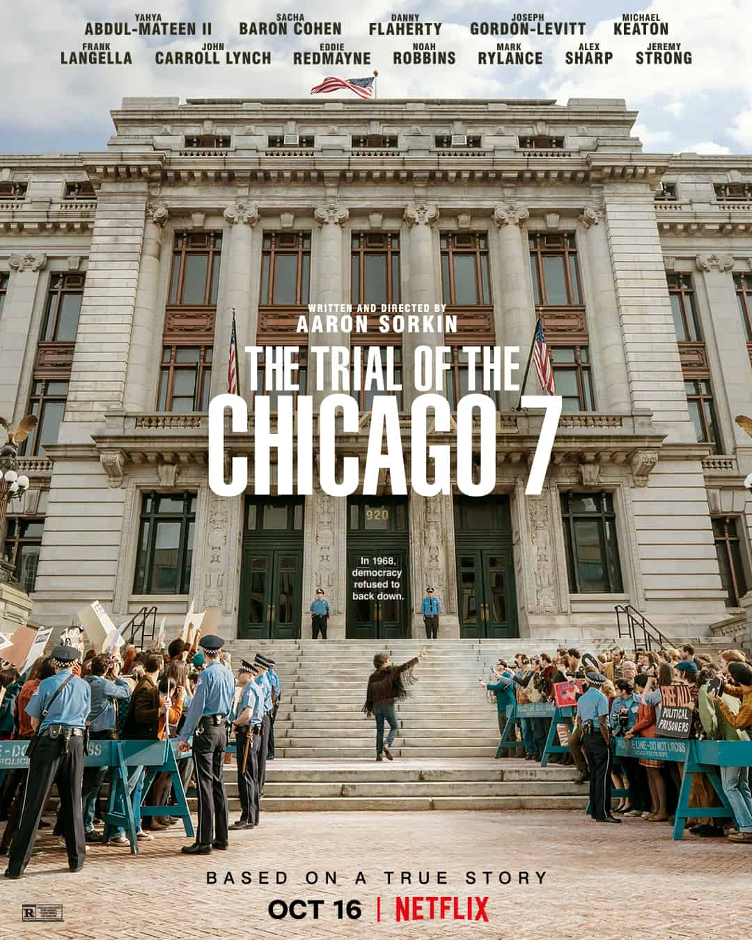 The Trial of the Chicago 7 (2020): Oscar Embarrassment 2