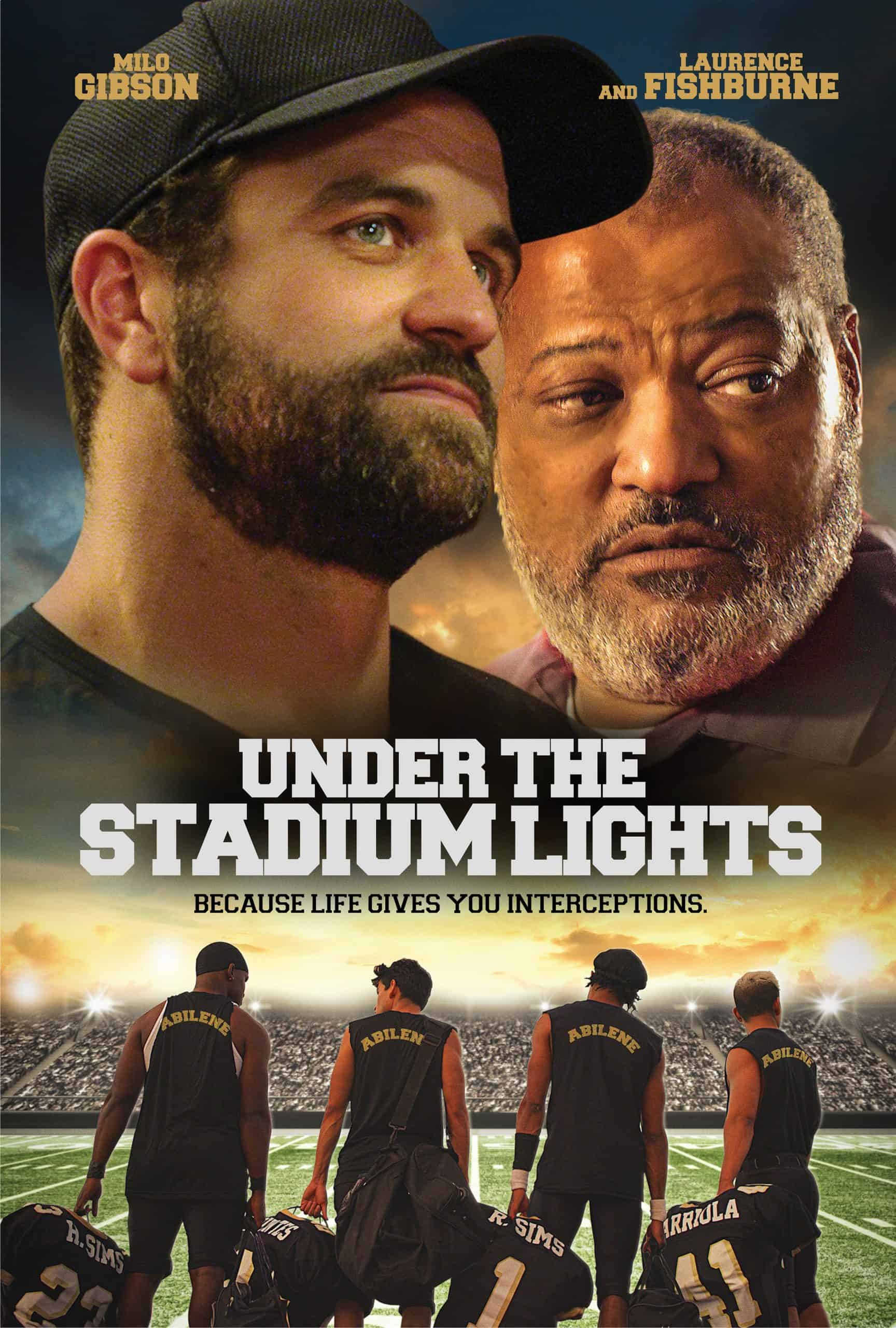 UNDER THE STADIUM LIGHTS - In Select Theaters, on Digital, and On Demand June 4, 2021 2