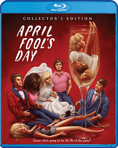 April Fool's Day Blu-ray Paramount 35th anniversary Shout Factory