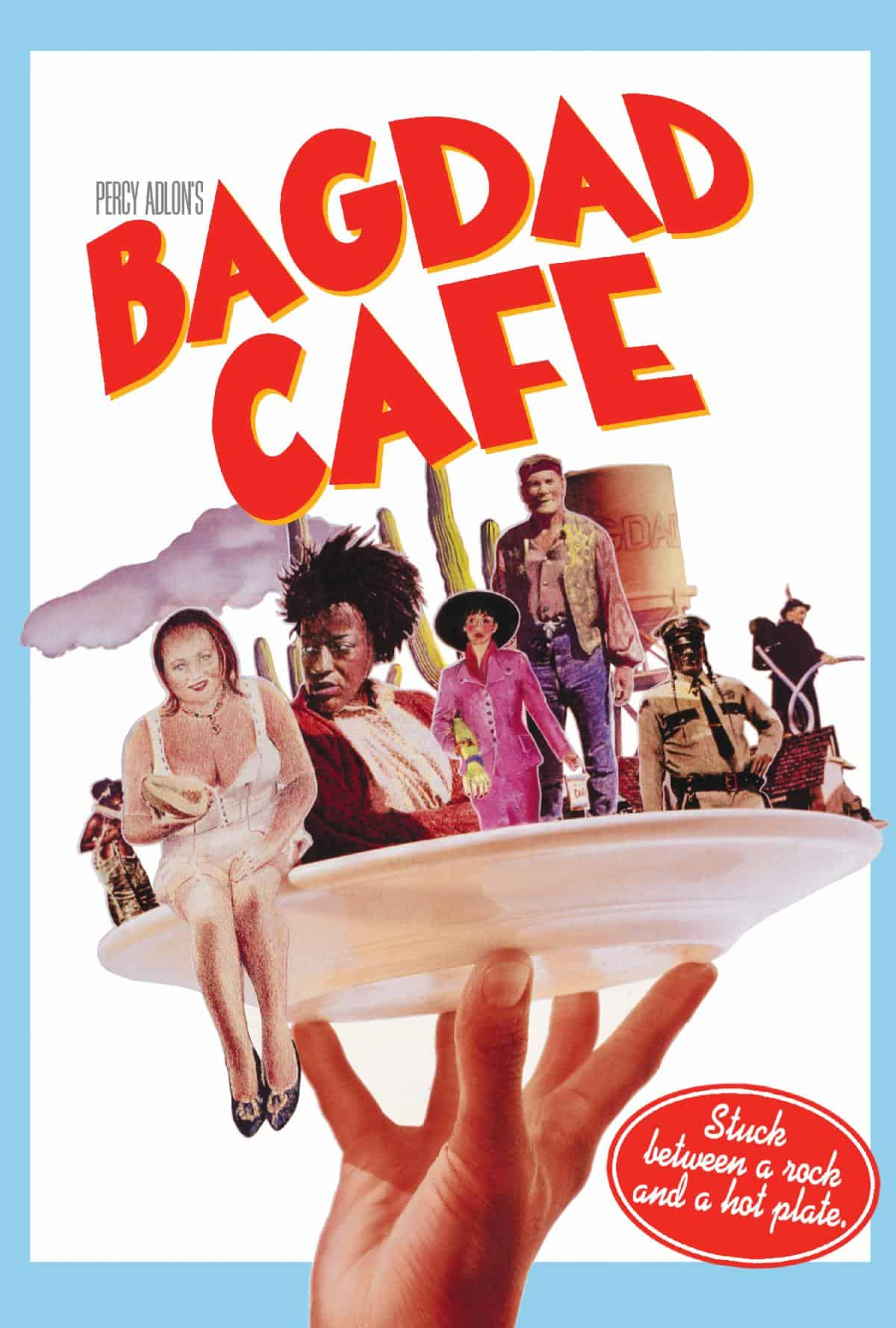 Percy Adlon's 'Bagdad Cafe' Out on Digital & On Demand April 27 from Shout! Factory 2