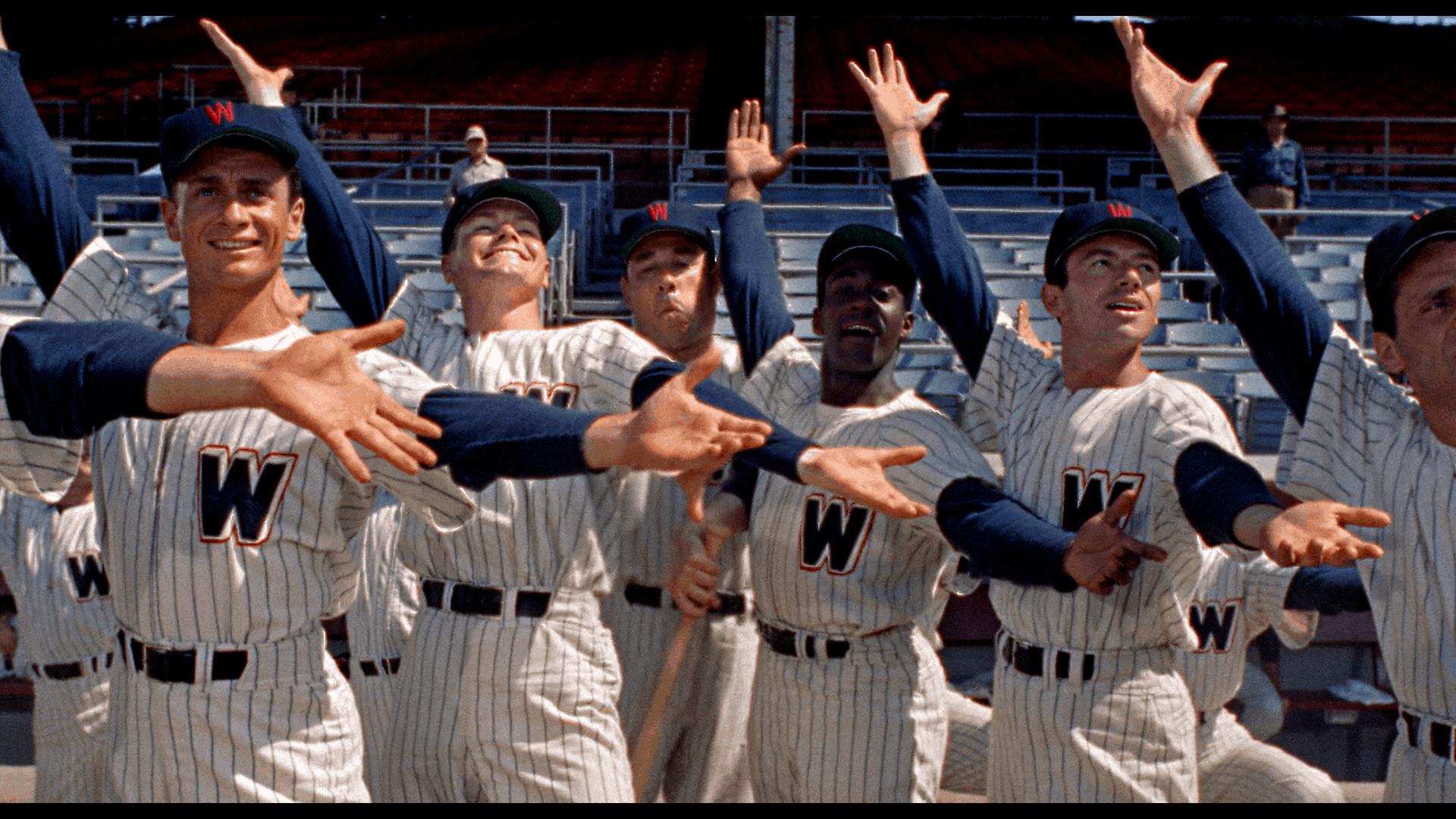 Damn Yankees [Warner Archive Blu-ray review] 10