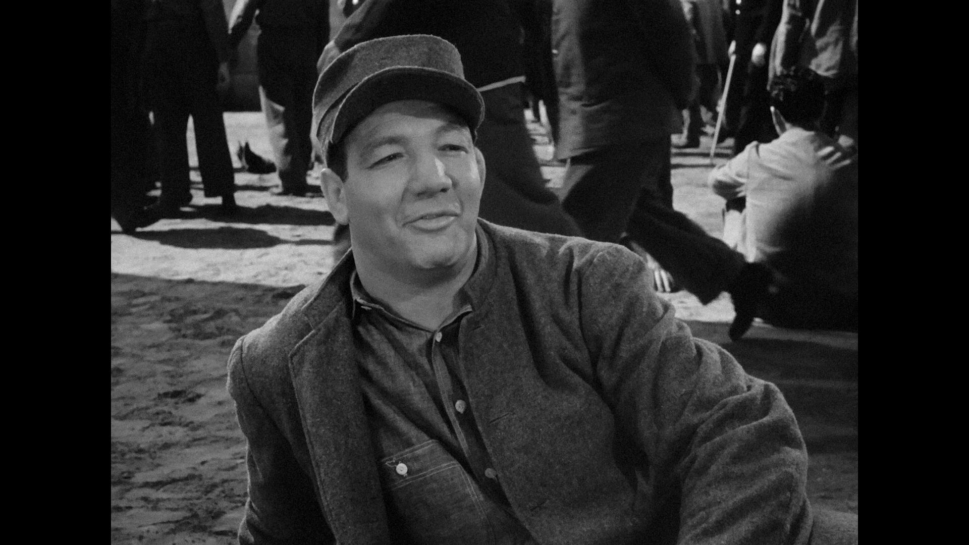 Each Dawn I Die (1939) [Warner Archive Blu-ray review] 6