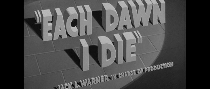 each dawn I die title