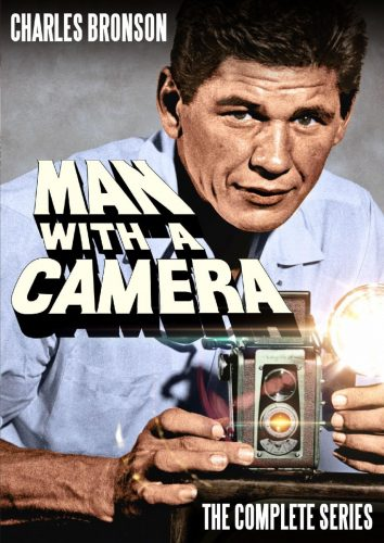 Man with a Camera DVD Charles Bronson