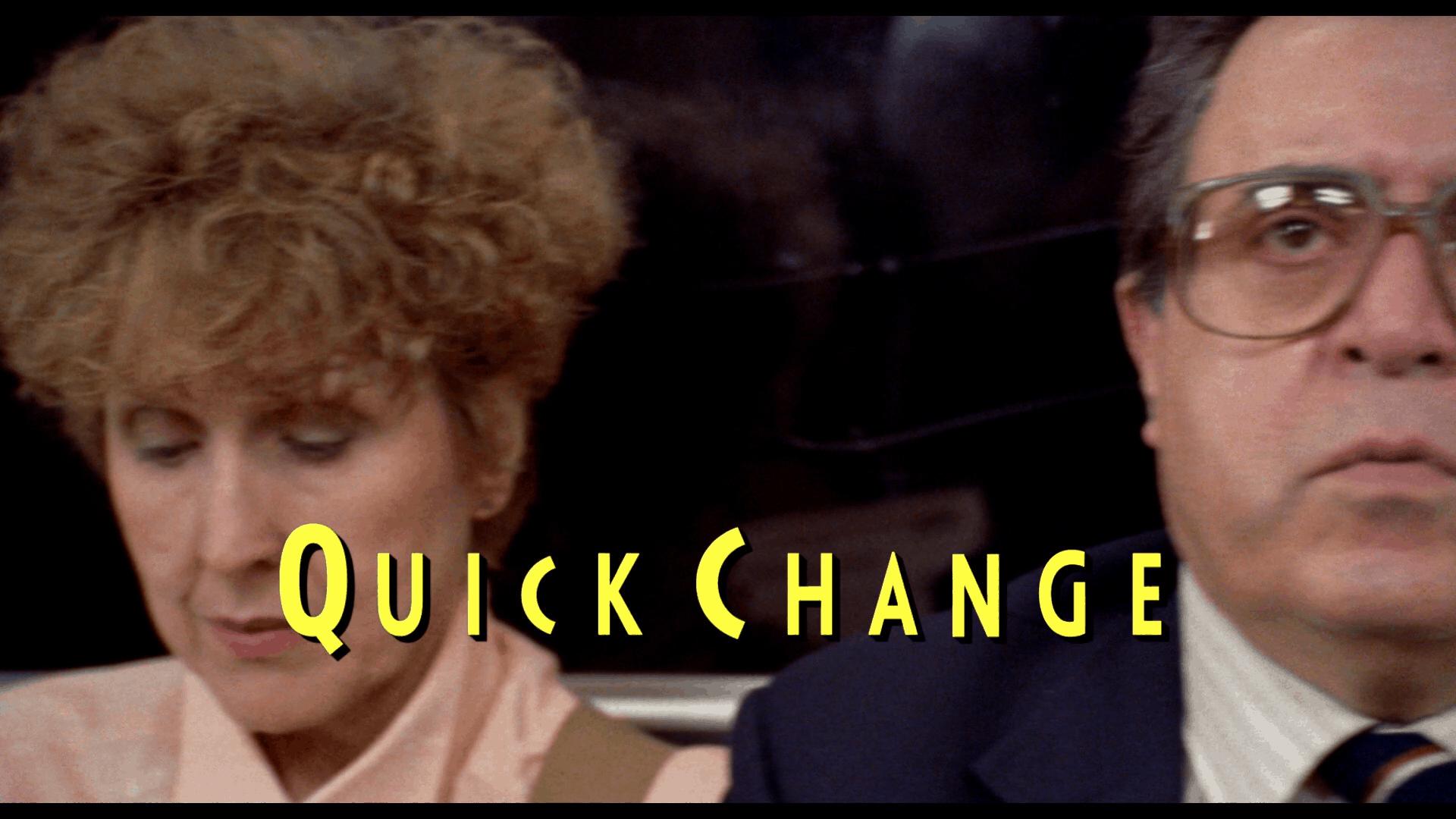 quick change title