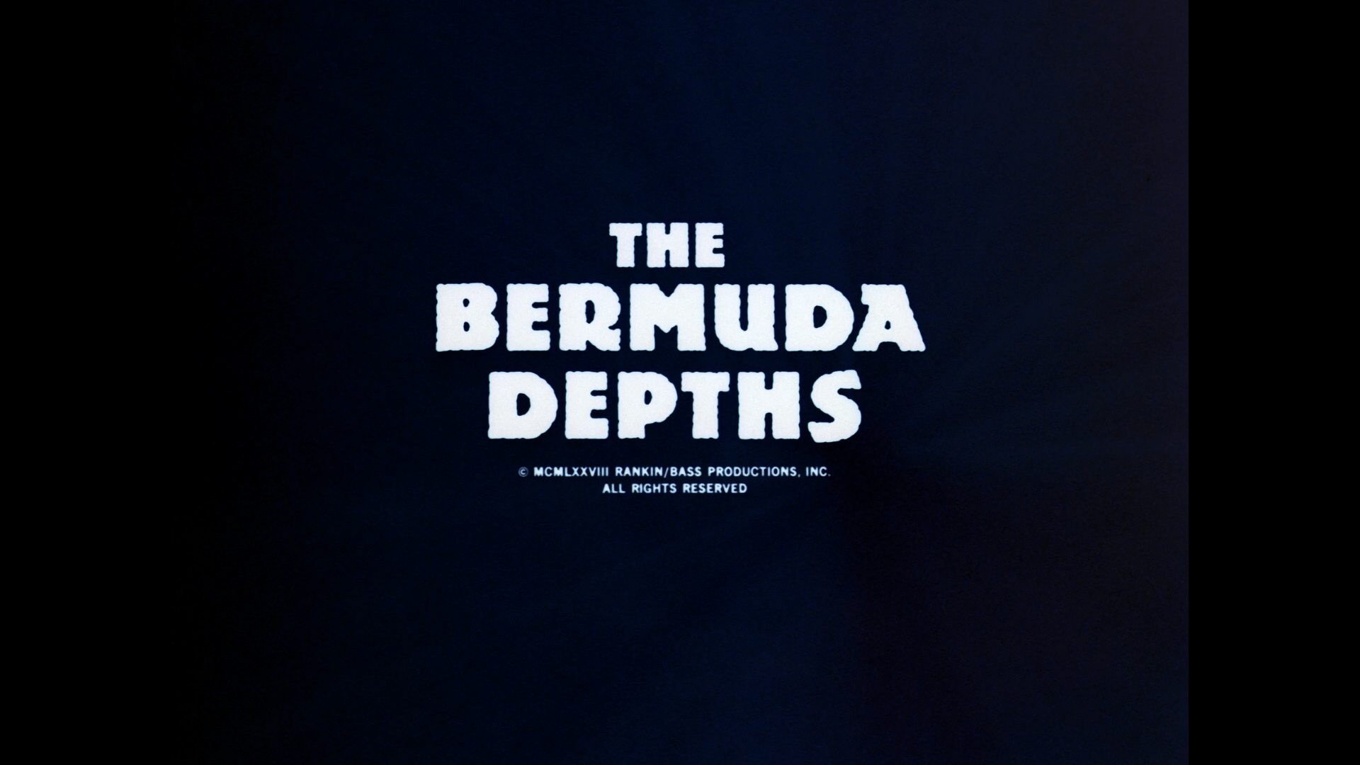 the bermuda depths title