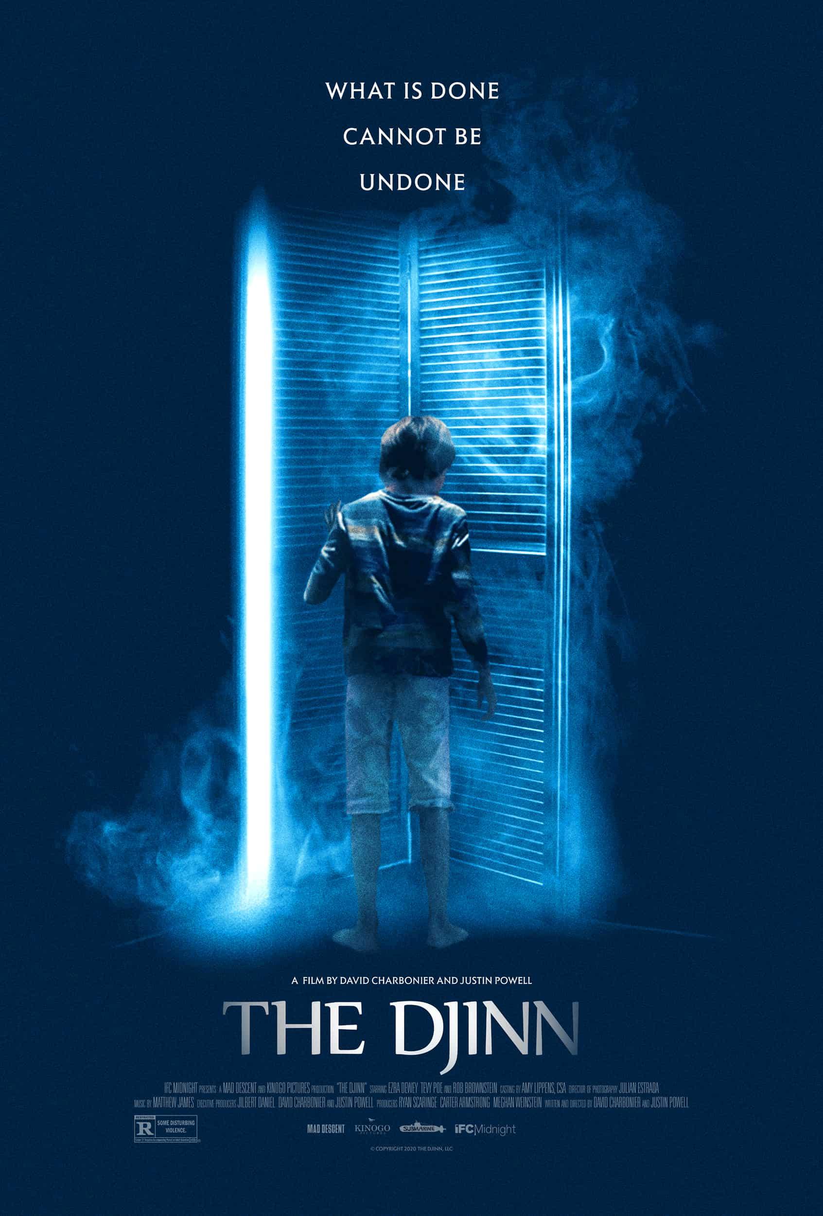 the djinn poster