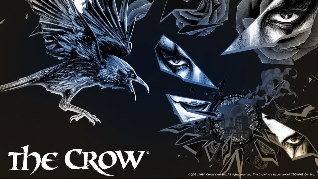 the crow loot crate