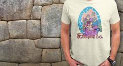 May Kidrobot Dinosaurs t-shirt