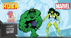 Goods Crate July Hulk